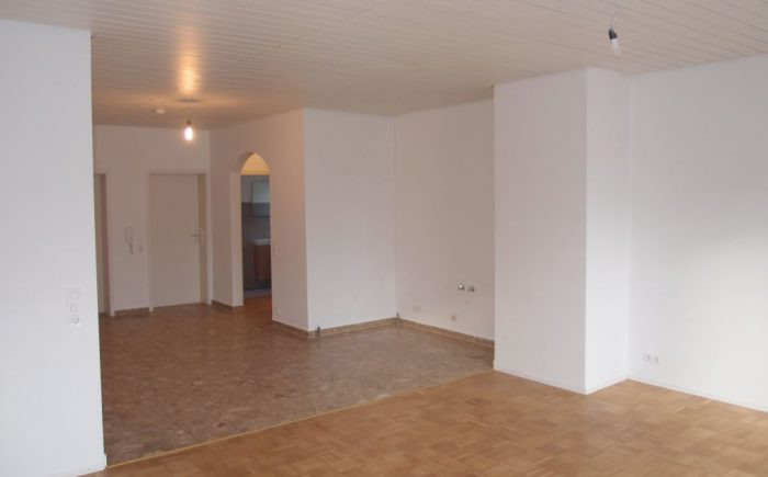 Eigentumswohnung Gundelsheim Eingansbereich