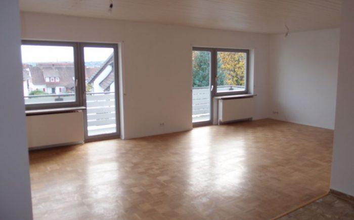 Eigentumswohnung Gundelsheim Ess-Wohnbereich
