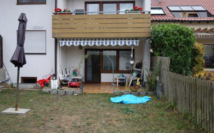 Garten Eigentumswohnung Steinheim