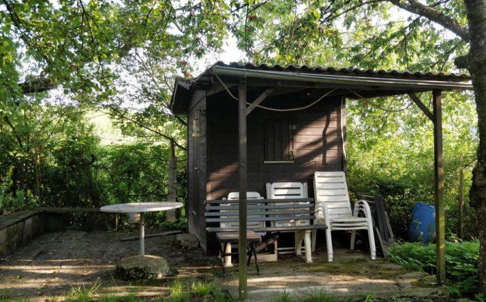 Gartenhütte Freizeitgrundstück Gartengrundstück Beilstein