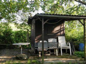 Gartenhütte Freizeitgrundstück Beilstein