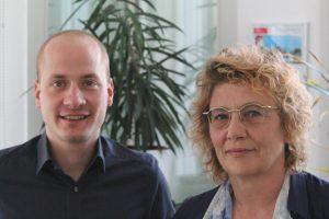 Ihr Team der Bottwartalmakler - Jonas Weller Regine Kunst