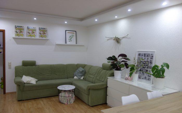 Wohnzimmer Eigentumswohnung Steinheim